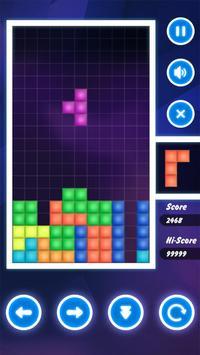 Brick Tetris Classic - Block Brick Puzzle Game screenshot 2