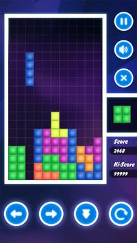 Brick Tetris Classic - Block Brick Puzzle Game screenshot 8