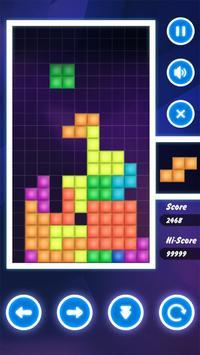 Brick Tetris Classic - Block Brick Puzzle Game screenshot 9