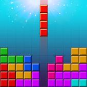 Brick Classic Puzzle of tetris icon