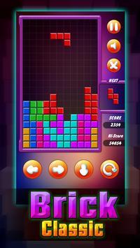 Brick Classic Puzzle of tetris screenshot 3