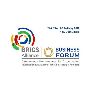 Brics Business Forum poster