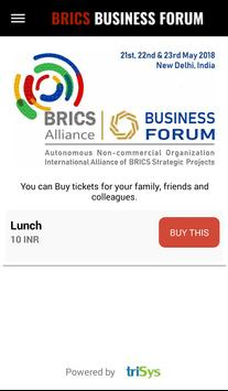 Brics Business Forum screenshot 2