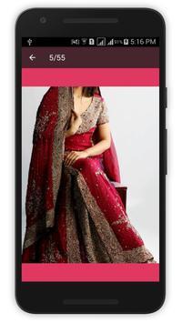 Bridal Lehenga Design 2016 apk screenshot