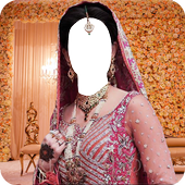Bridal Photo Editor-Wedding Dress Bride Suit icon