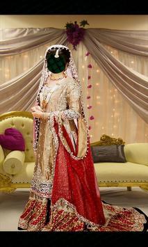 Bridal Photo Editor-Wedding Dress Bride Suit screenshot 15