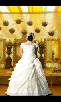 Bridal Photo Editor-Wedding Dress Bride Suit screenshot 17