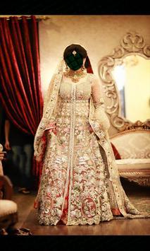 Bridal Photo Editor-Wedding Dress Bride Suit screenshot 10