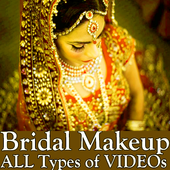 Bridal Makeup Dulhan Wedding Tutorial VIDEOs icon