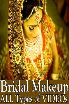Bridal Makeup Dulhan Wedding Tutorial VIDEOs screenshot 1