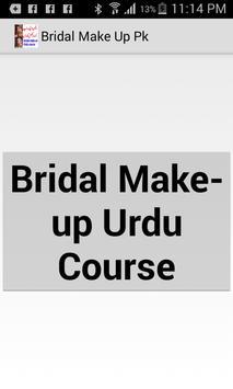 Bridal Make Up Tips poster