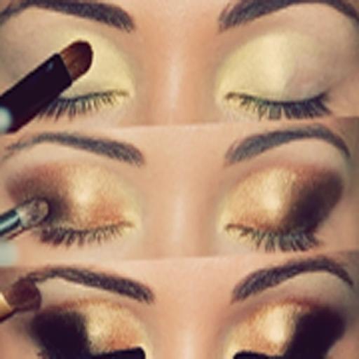 Halo eye makeup tutorial | beautiful bridal makeup, eye makeup.