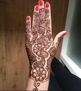 bridal mehndi designs apk screenshot
