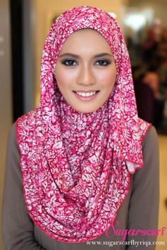 Tutorial hijab pengantin screenshot 4
