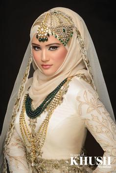 Tutorial hijab pengantin screenshot 5