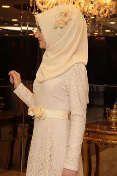 Tutorial hijab pengantin poster