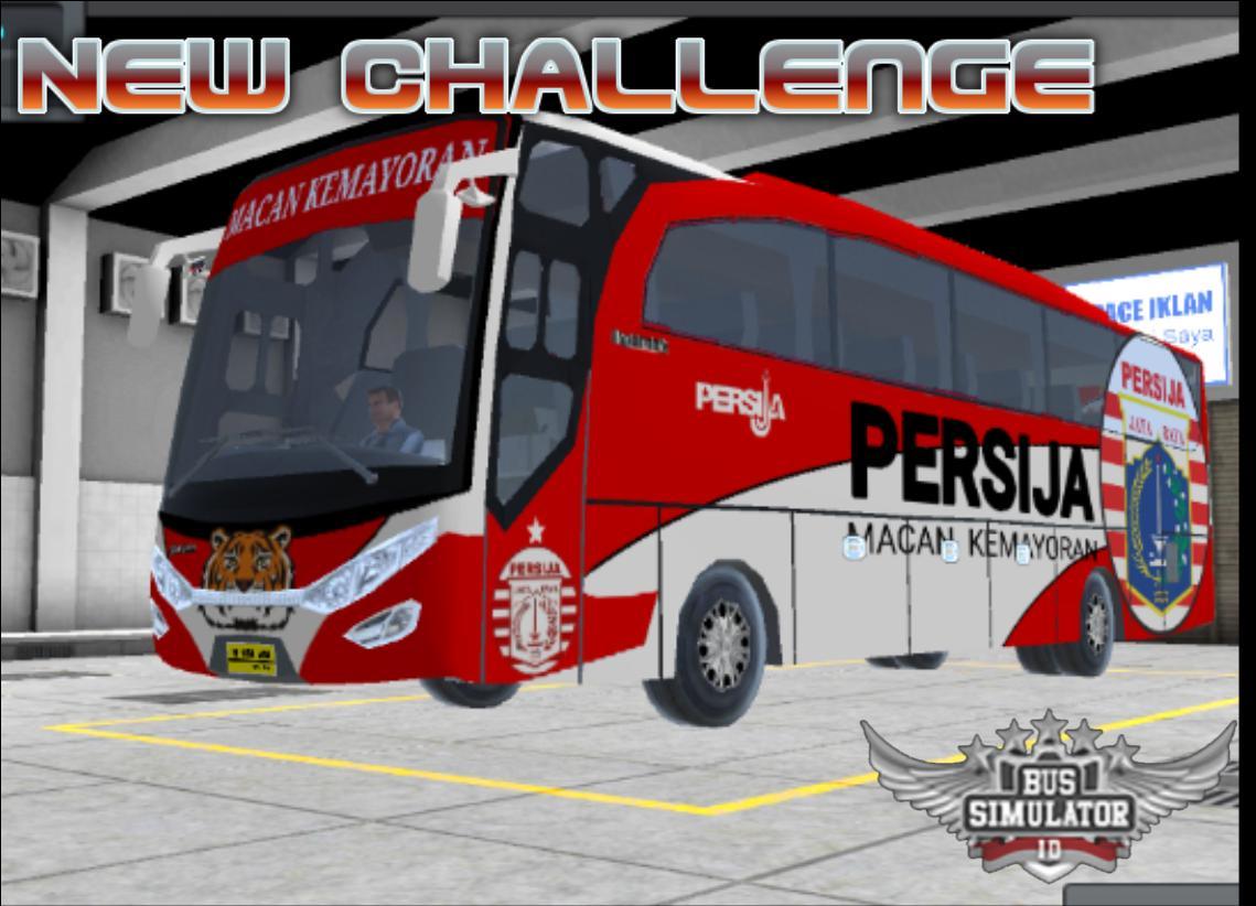 Bus Simulator Persija For Android Apk Download