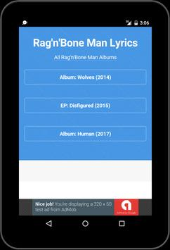 Best Music Lyric Rag'n'Bone Man for Android - APK Download