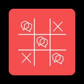 Bridgefy Tic Tac Toe icon