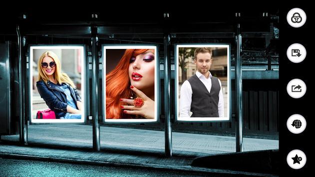 Double Hoarding poster