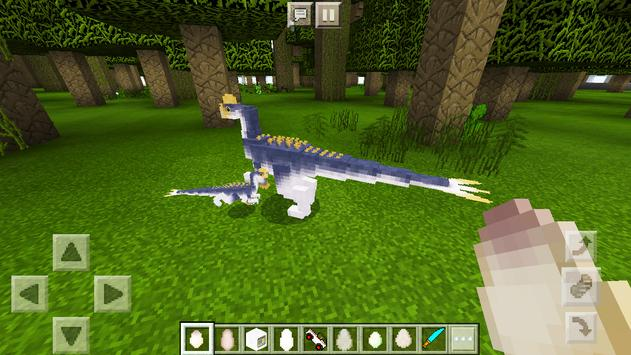 2018 Jurassic World 2 Survival Adventure MCPE 3 0 (Android