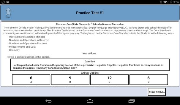 Common Core Grade 7 screenshot 8
