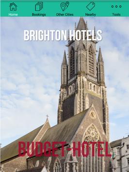 Brighton Hotels poster