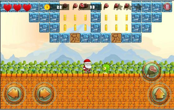 Santa Adventure: Christmas Game apk screenshot
