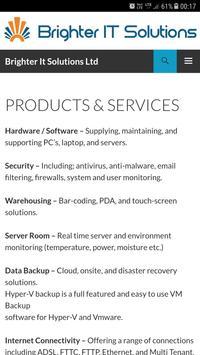 Brighter IT Solutions screenshot 2