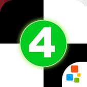 White Tiles 4 : Classic Piano icon