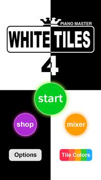 White Tiles 4 : Classic Piano apk screenshot