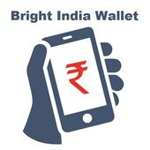 Bright India Wallet icon