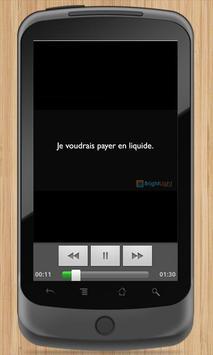 French Phrases Traveller screenshot 3