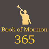 Book of Mormon 365 icon