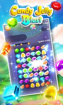 Candy Jelly Blast poster