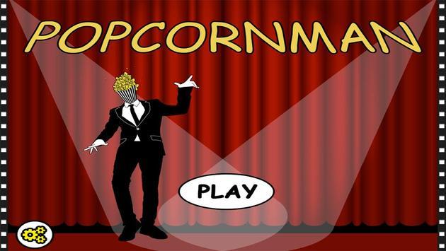 Popcornman poster