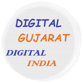 Digital Gujarat Digital IndiaU icon