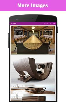 Design Wood Furniture poster