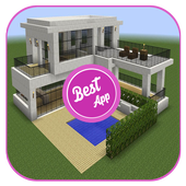 Modern House For Minecraft icon