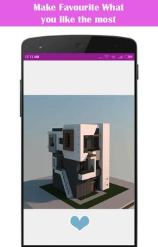 Modern House For Minecraft apk screenshot