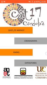 Congreso Córdoba 2017 poster