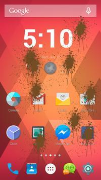 Mud Phone Screen Cracker Prank apk screenshot