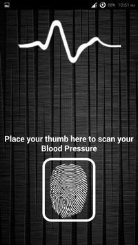 Finger Blood Pressure Prank apk screenshot