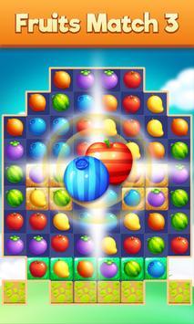 Fruits Bomb Puzzle screenshot 4