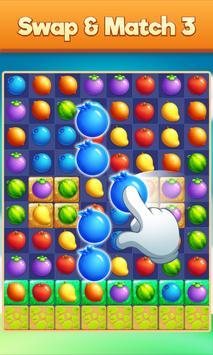 Fruits Bomb Puzzle screenshot 5