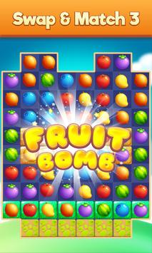 Fruits Bomb Puzzle screenshot 2