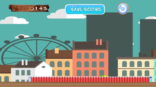 Crazy Man in City: Runner High screenshot 6