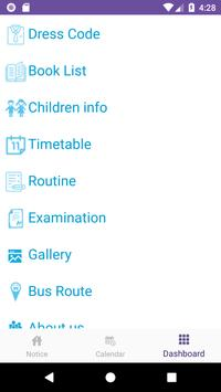 Jupiter School App apk screenshot