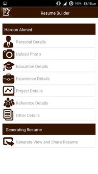 my resume builder cv free jobs apk download free business app