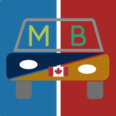 Manitoba Canada Driver License icon